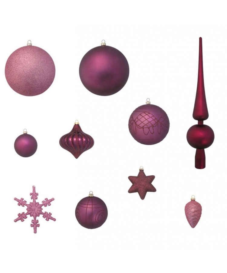 Luxury-Tree-Purple-180cm-Ornaments