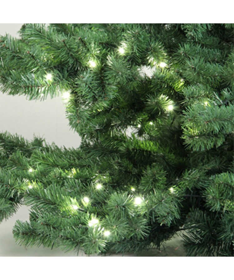 Arbre de Noël Vert rafraîchissant 180cm-237