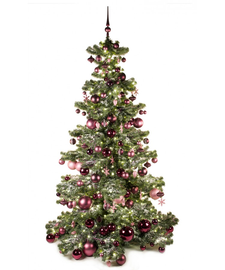 Basic Tree Purple Milka 240cm-0
