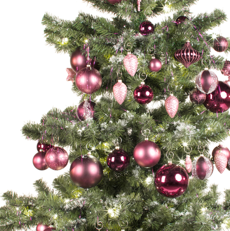 Basic Tree Purple Milka 240cm-1754