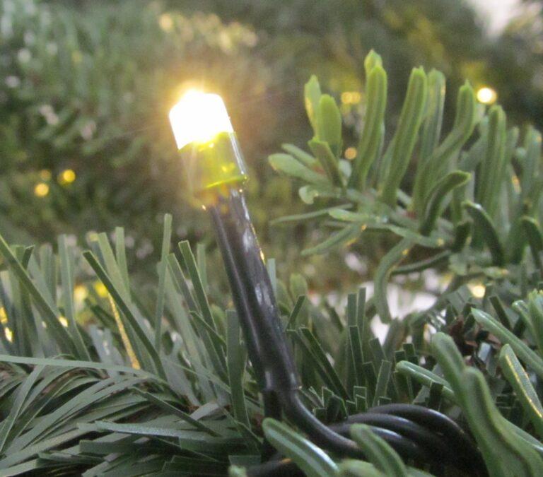 Basic Tree Warm Copper 240cm-1873