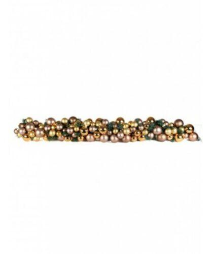 Guirlande de luxe Couleur D'or 200cm-0