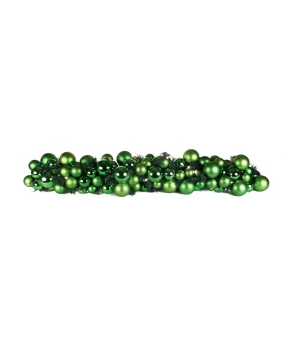 Guirlande de luxe Refreshing green 150cm-0