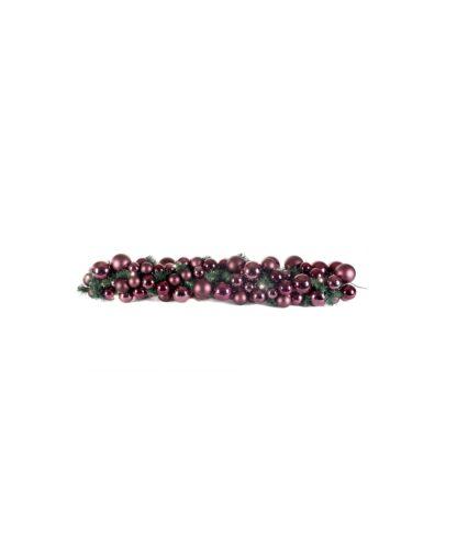 Guirlande de luxe Violet-Milka 100cm-0